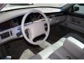 1996 Cadillac DeVille Black Interior Dashboard Photo