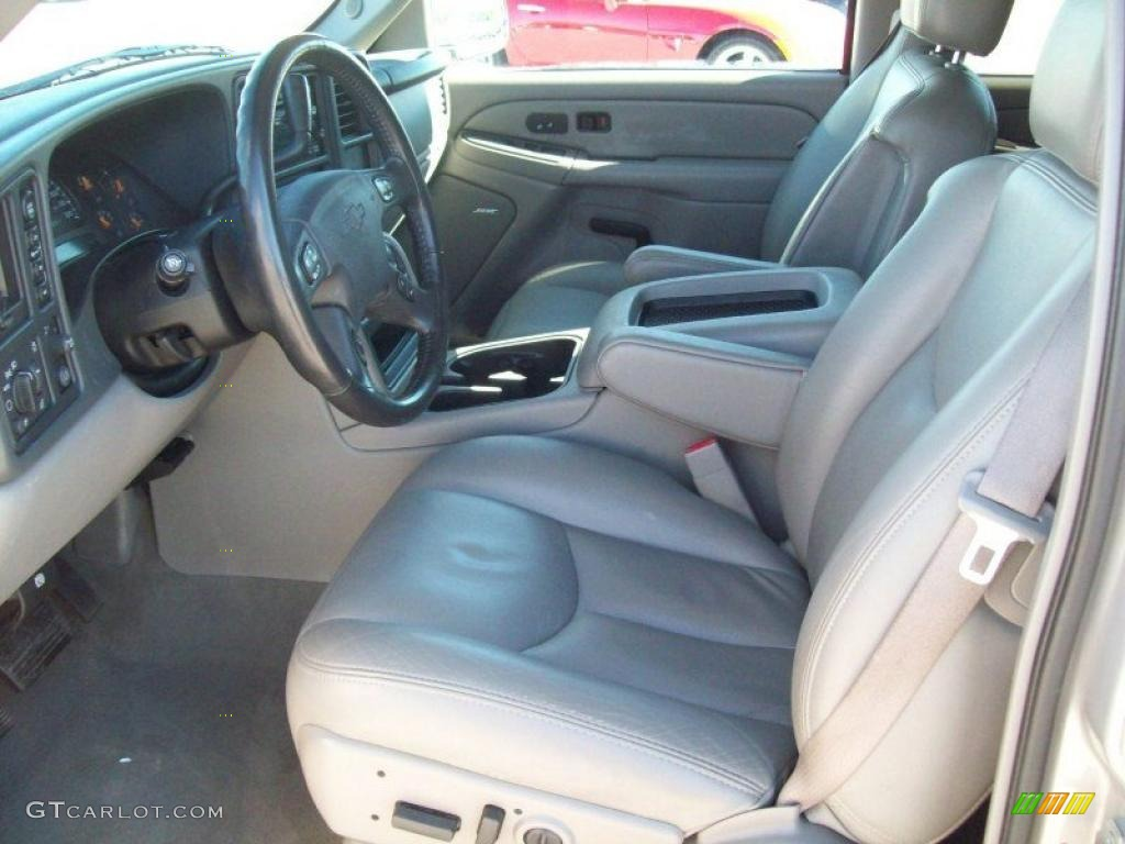 2006 chevrolet suburban lt 1500 4x4 interior photo 38246651