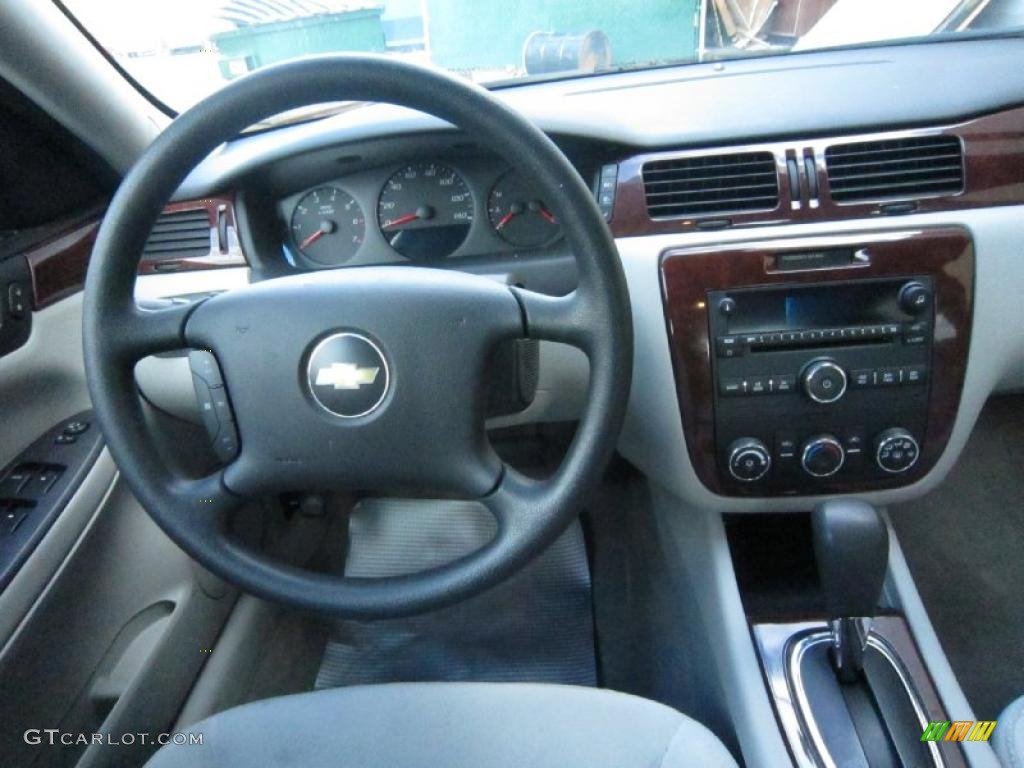 2006 Chevrolet Impala Ls Neutral Beige Dashboard Photo 38247907