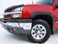 2005 Victory Red Chevrolet Silverado 1500 Z71 Crew Cab 4x4  photo #2