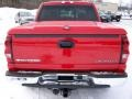 2005 Victory Red Chevrolet Silverado 1500 Z71 Crew Cab 4x4  photo #6