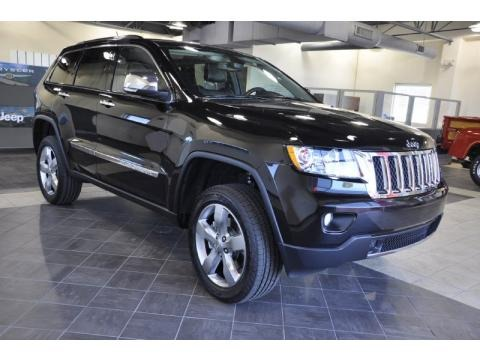 2011 jeep grand cherokee overland 4x4 data info and specs. Black Bedroom Furniture Sets. Home Design Ideas