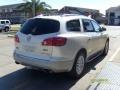 2009 White Opal Buick Enclave CXL  photo #4