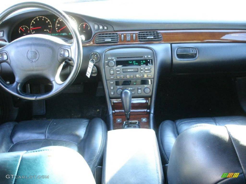 1999 Cadillac Seville Sls Black Dashboard Photo  38271780