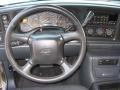2002 Light Pewter Metallic Chevrolet Silverado 1500 LT Extended Cab 4x4  photo #25