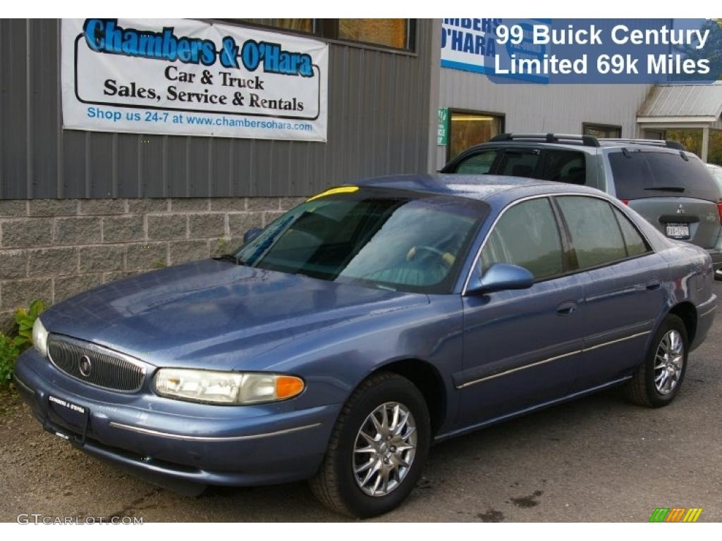 1999 twilight blue pearl buick century limited 38276708. Black Bedroom Furniture Sets. Home Design Ideas