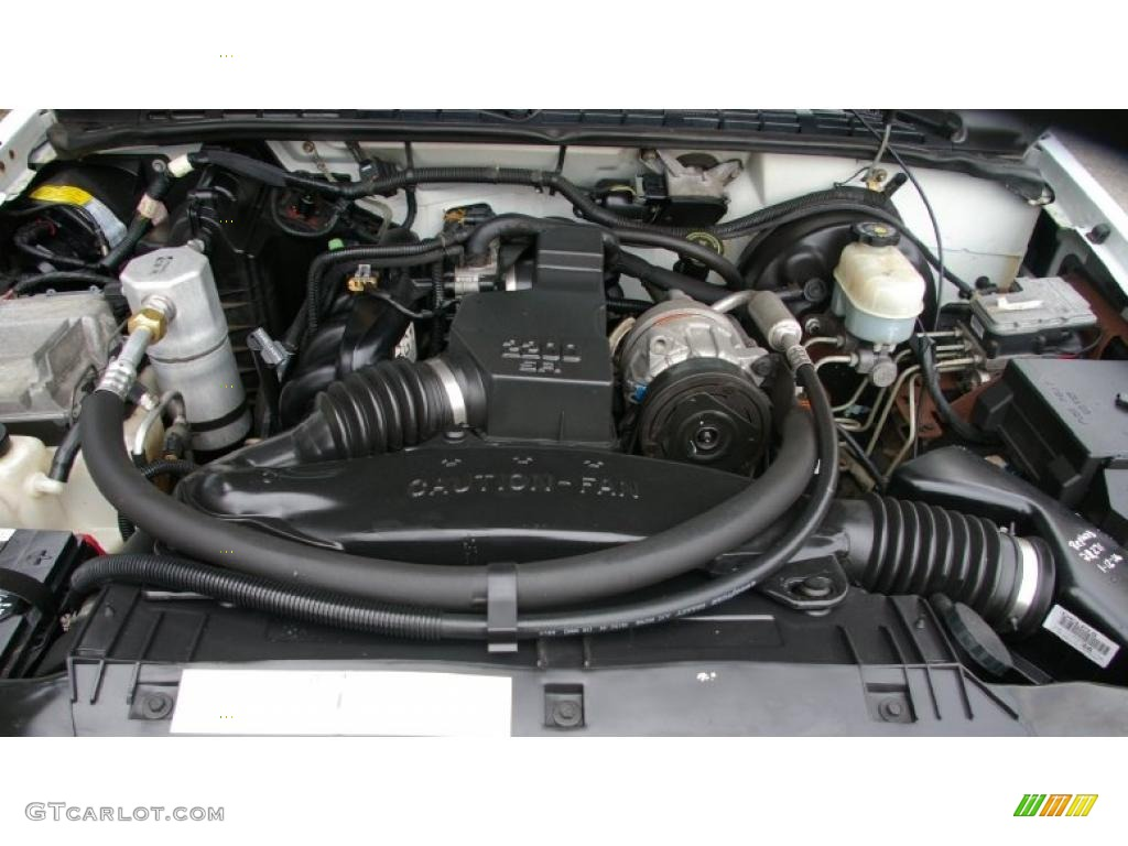 2001 Chevrolet S10 Regular Cab 2 2 Liter 4 Cylinder Engine Photo Chevy S10  2.2L Engine Diagram 2001 S10 Engine Diagram