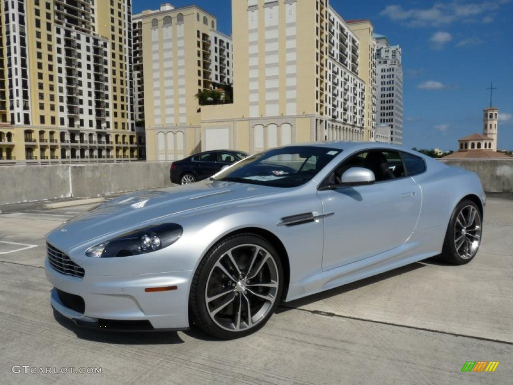 2011 DBS Lightning Silver Aston Martin DBS Coupe 38276499
