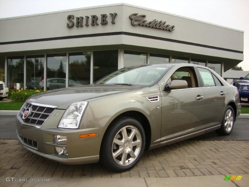 2011 tuscan bronze chromaflair cadillac sts 4 v6 awd 38276513 car color galleries. Black Bedroom Furniture Sets. Home Design Ideas