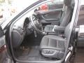 Black Interior Photo for 2008 Audi A4 #38303111