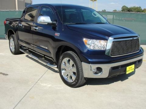 2010 Toyota Tundra TSS CrewMax Data, Info and Specs