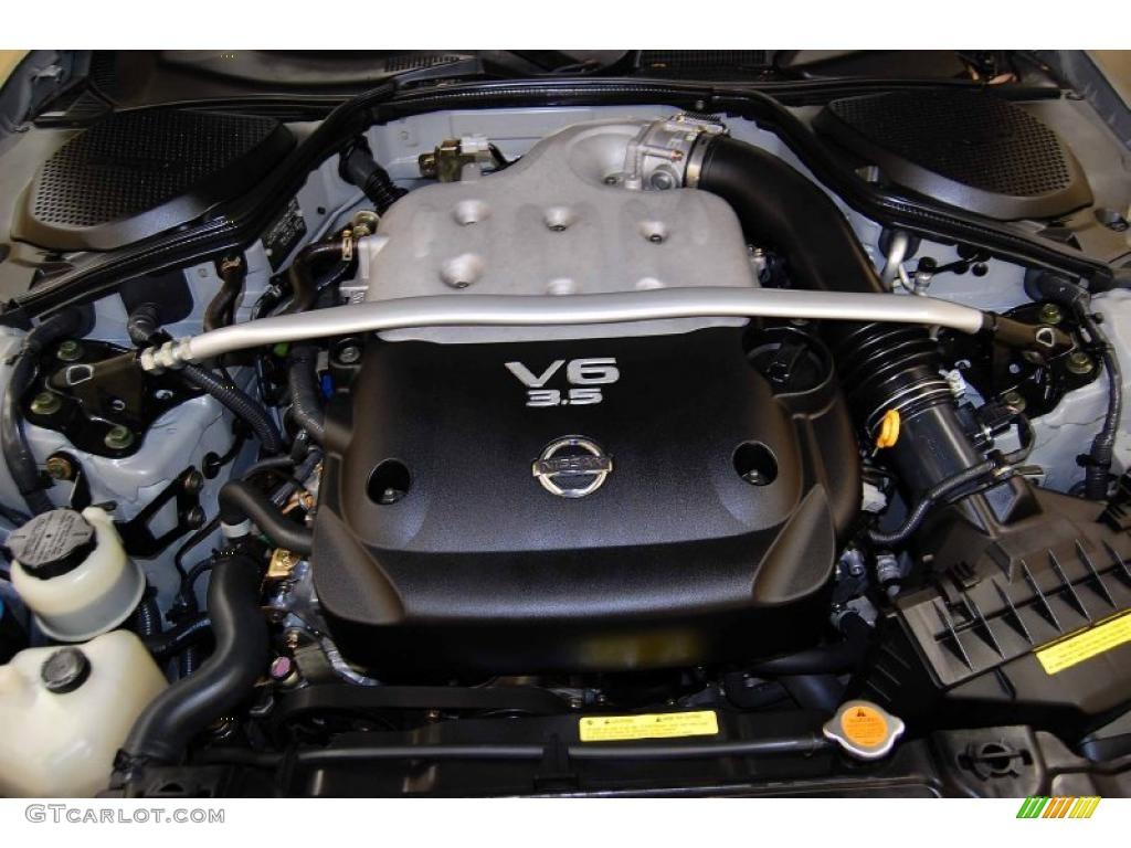2006 nissan 350z touring coupe 3 5 liter dohc 24 valve vvt. Black Bedroom Furniture Sets. Home Design Ideas