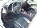 Black Interior Photo for 2008 Lexus IS #3830852