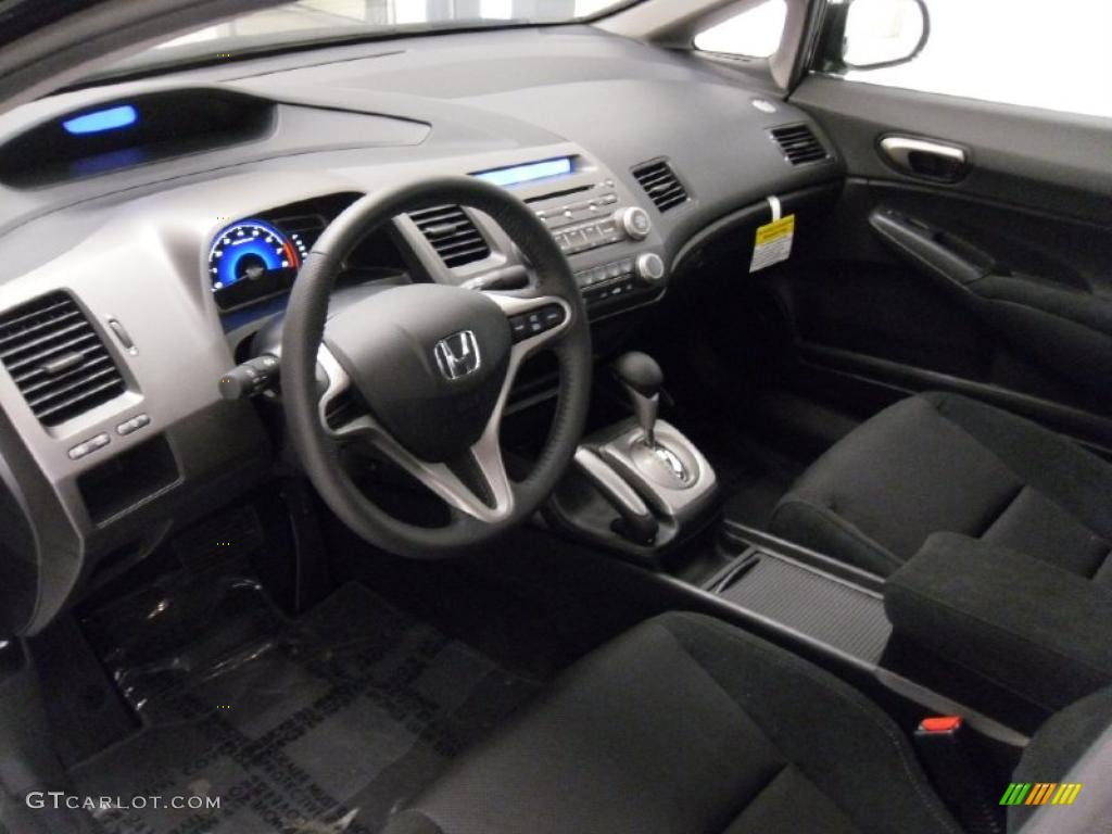 Amazing 2011 Honda Civic LX S Sedan Interior Photo #38308943