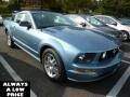 2006 Windveil Blue Metallic Ford Mustang GT Premium Coupe  photo #1