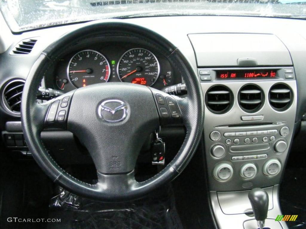 2004 Mazda Mazda6 S Sedan Interior Photo 38319619