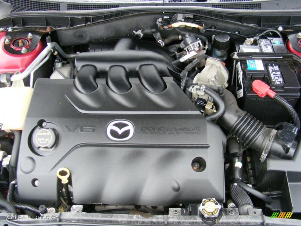 2004 mazda mazda6 s sedan 3.0 liter dohc 24 valve vvt v6 ... 2006 mazda 6 3 0 egr wire diagram 2004 mazda 6 3 0 liter engine diagram