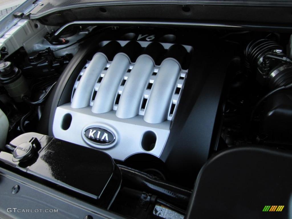 2005 kia sportage lx 4wd 2 7 liter dohc 24 valve v6 engine. Black Bedroom Furniture Sets. Home Design Ideas