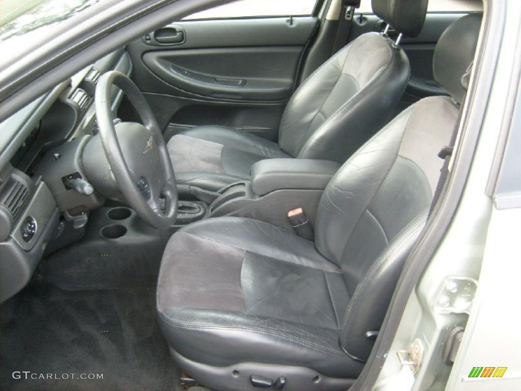2004 Chrysler Sebring Touring Sedan Interior Photo 38322779