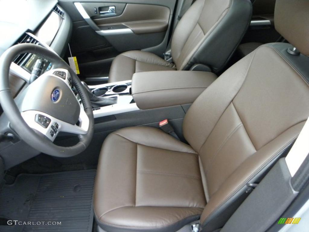 Sienna Interior  Ford Edge Limited Photo