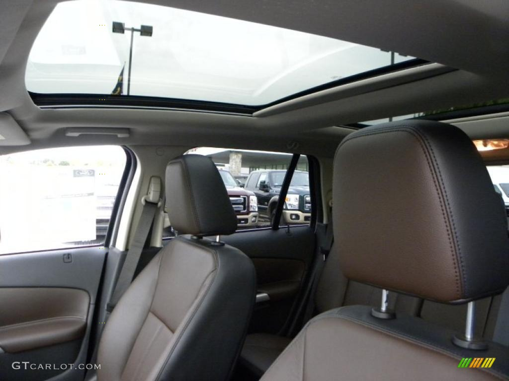 Ford Edge Interior Colors Pictures