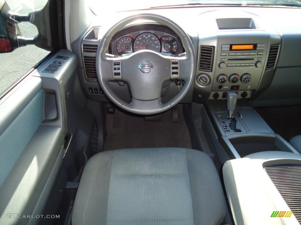 2006 nissan titan se crew cab 4x4 interior photo 38325688. Black Bedroom Furniture Sets. Home Design Ideas