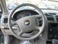 Titanium Gray Steering Wheel Photo for 2007 Chevrolet Malibu #38334911