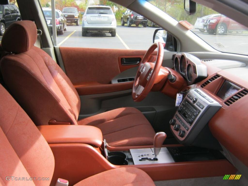 2003 Nissan Murano Sl Awd Interior Photo 38335395