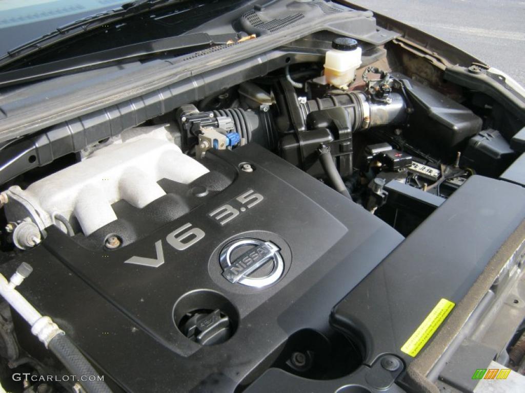 2003 Nissan Murano Sl Awd Engine Photos Gtcarlot Com