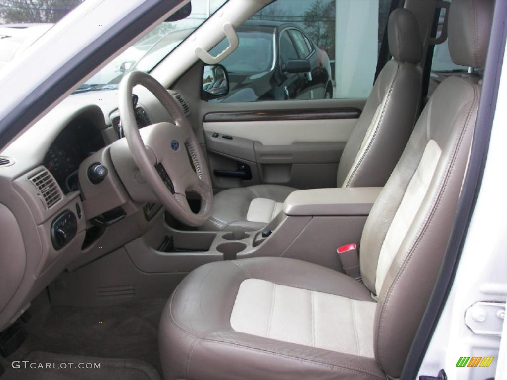 2003 ford explorer eddie bauer 4x4 interior photo. Black Bedroom Furniture Sets. Home Design Ideas