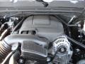 2011 Steel Green Metallic Chevrolet Silverado 1500 LT Crew Cab 4x4  photo #15