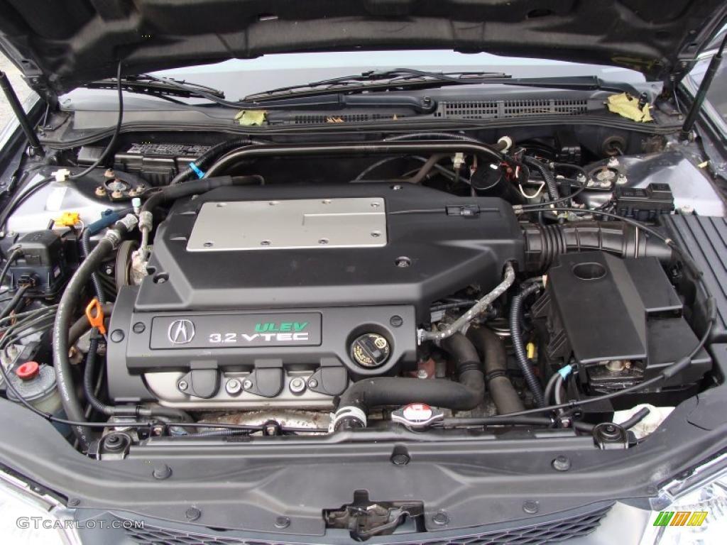 2003 Acura TL 3.2 3.2 Liter SOHC 24-Valve VVT V6 Engine