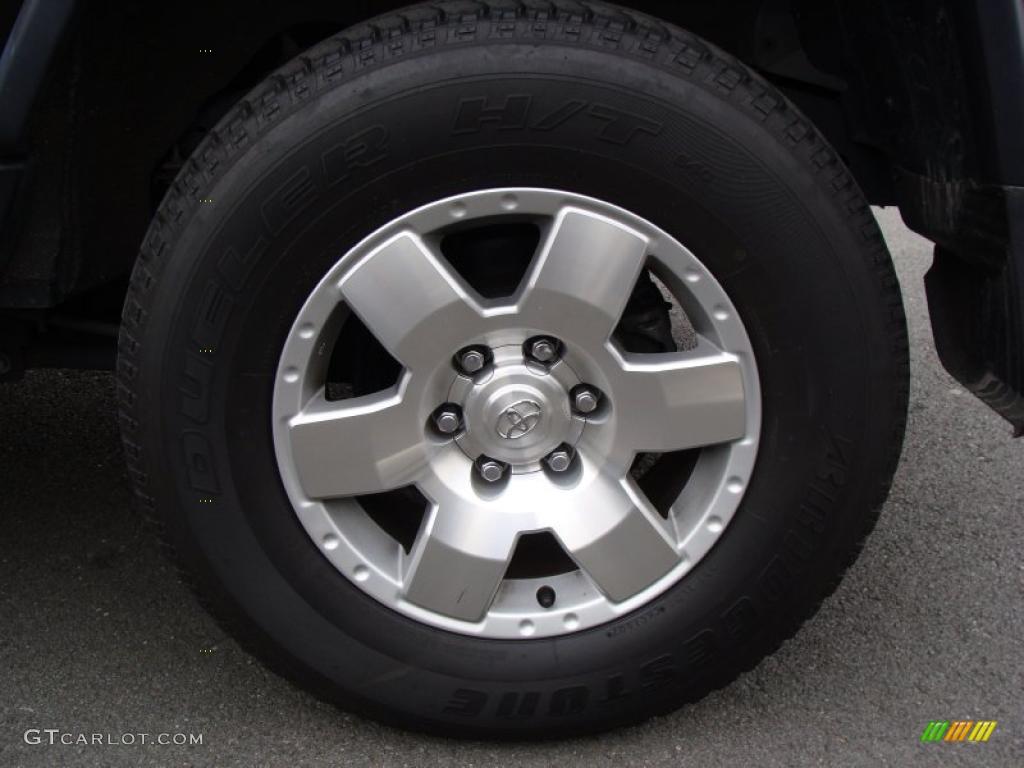 2007 Toyota Fj Cruiser 4wd Wheel Photo 38339852