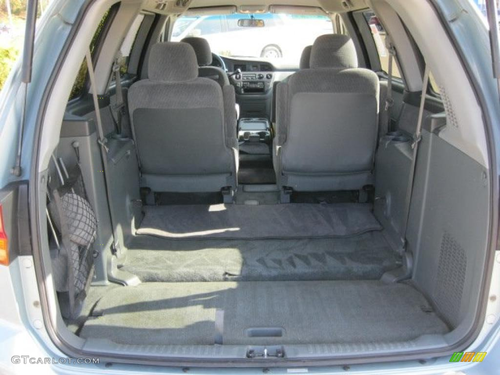 2003 honda odyssey lx trunk photo 38343100. Black Bedroom Furniture Sets. Home Design Ideas