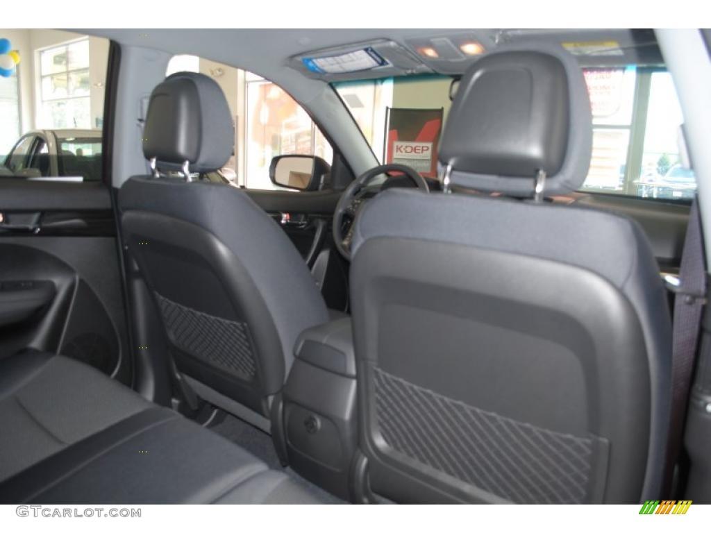 black interior 2011 kia sorento lx v6 photo 38346862. Black Bedroom Furniture Sets. Home Design Ideas