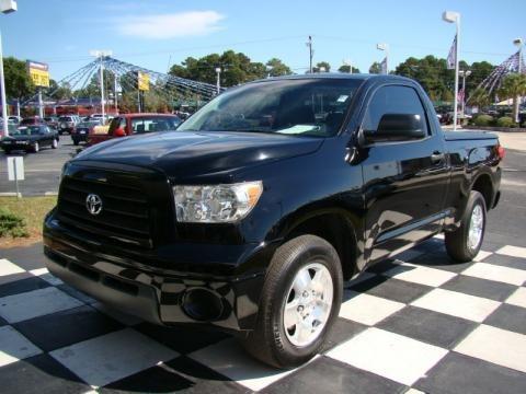 2007 Toyota Tundra Regular Cab Data, Info and Specs