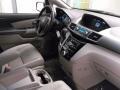 2011 Odyssey EX-L Gray Interior