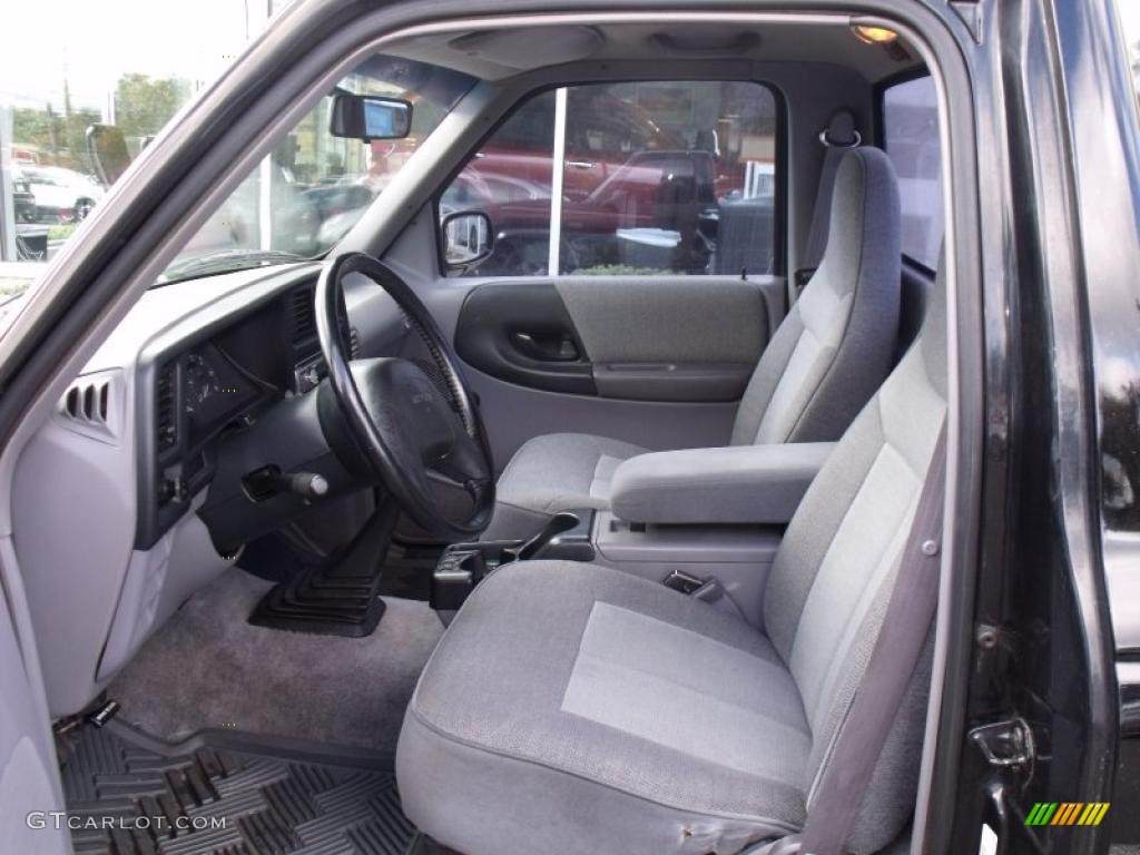 Gray interior 1994 mazda b series truck b3000 se regular cab photo 38356154