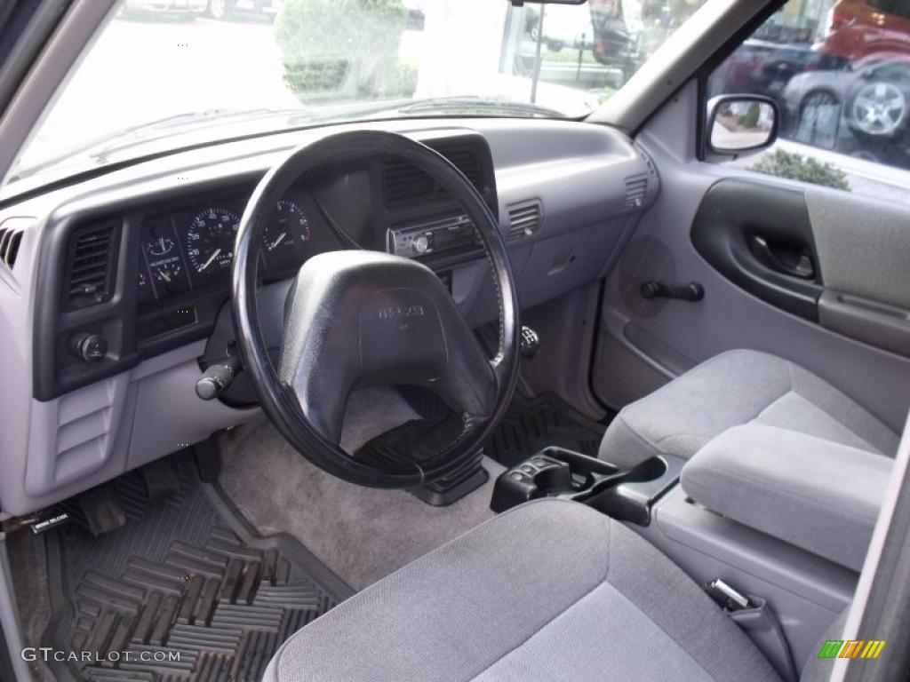 1994 mazda b series truck b3000 se regular cab gray dashboard photo 38356170