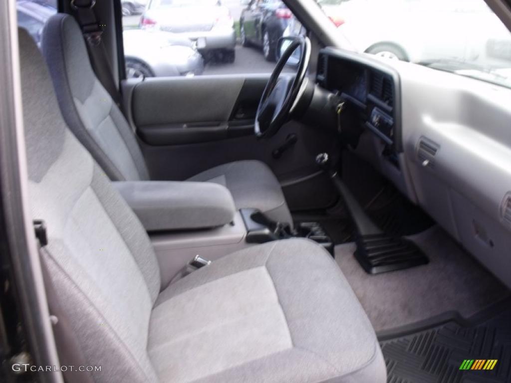 Gray interior 1994 mazda b series truck b3000 se regular cab photo 38356282