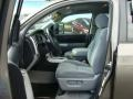 2008 Toyota Tundra Graphite Gray Interior Prime Interior Photo