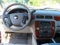 2010 Chevrolet Silverado 1500 Light Titanium/Ebony Interior Controls Photo