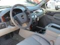 2010 Chevrolet Silverado 1500 Light Titanium/Ebony Interior Interior Photo