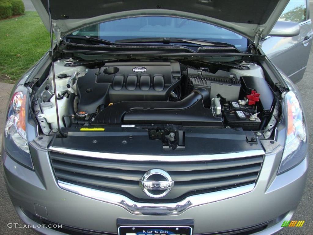 2008 Nissan Altima 25 SL Liter DOHC 16V CVTCS 4 Cylinder Engine Photo 38358914