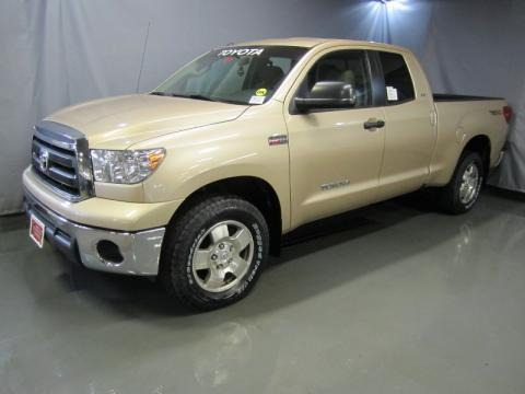 2010 Toyota Tundra TRD Double Cab 4x4 Data, Info and Specs