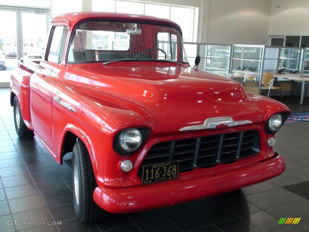 Series Truck 3100 > 1956