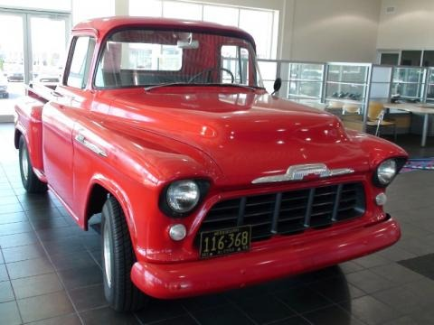 1956 Chevy Truck Engine Color http://gtcarlot.com/data/Chevrolet/Task+Force+Series+Truck/1956/