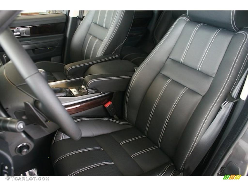 2011 land rover range rover sport supercharged interior. Black Bedroom Furniture Sets. Home Design Ideas