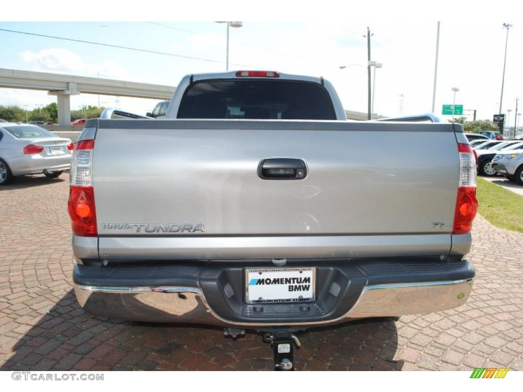2005 Tundra TSS Double Cab - Silver Sky Metallic / Light Charcoal photo #4