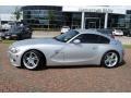 2007 Titanium Silver Metallic BMW M Coupe  photo #2